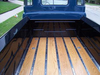 Oak Bed Wood 1948 1952 Short Bed Only