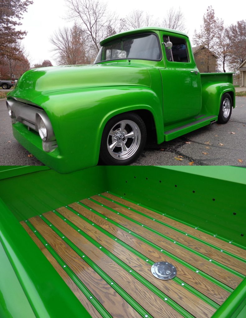 Gallery | American Classic Trucks Bedwood
