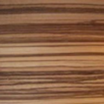 Exotic Bedwood Zebrawood